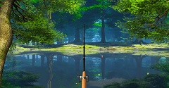 Forest Lake Fishing online game