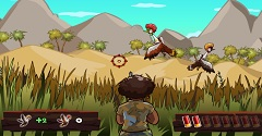 Abutu The Hunter Online Game