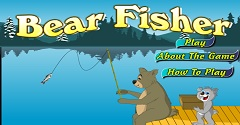 Bear Fisher Game