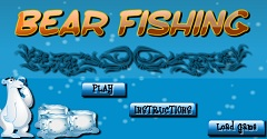Bear Fishing Game