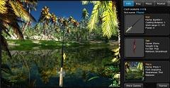 Jungle Lake Fishing
