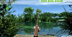 Lake Fishing Game