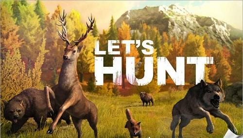 Lets Hunt Game Online