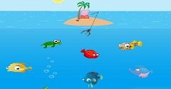 Peppa Pig Fishing Day