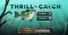 Thrill Of The Lake Game