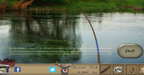 fishing hunting for trophy free online game fishing games