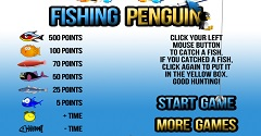 Fishing Pinguin