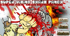 Super Viking Shark Panch