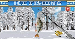 Realistic Ice Fishing
