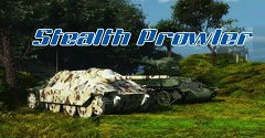 Stealth Prowler Tank Game