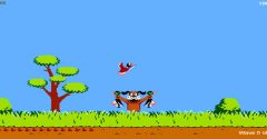 Duck Hunt Remake HTML5