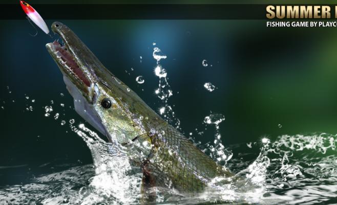 Sea fishing free online game fishing games for Sea fishing games