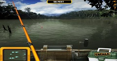 online on fishing games
